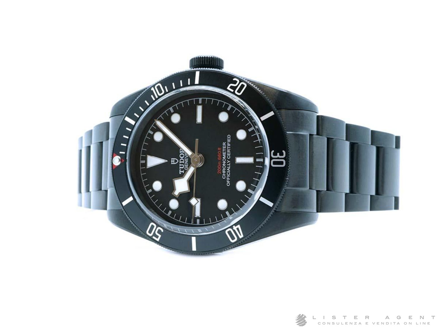 TUDOR Black Bay Automatic in steel PVD/black Black Ref. M79230DK-0005. NEW! price and features