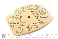 FRANCK MULLER dial for Casablanca 6850 Salmon color Ref. 0701. NEW!