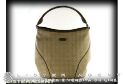 MONTBLANC bag Signature lady in brown leather Ref. 107776. NEW!