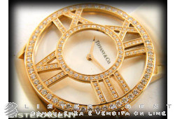 TIFFANY & CO Atlas in 18Kt rose gold and diamonds Ref. Z19021030E91A40B. NEW!
