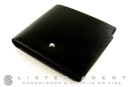 MONTBLANC note book Meisterstuck Limited Anniversary Edition 1924 in black leather Ref. 75272. NEW!