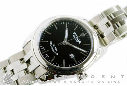 TUDOR Glamour Lady Automatic in steel Black Ref. M53000-0002. NEW!