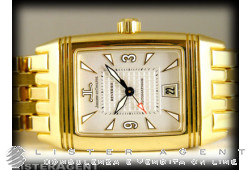 JAEGER Le COULTRE Reverso Gran'Sport Automatique in 18Kt yellow white gold AUT Ref. 2901101. NEW!