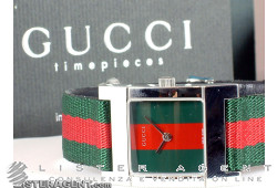GUCCI Mod. 7700L Green and Red. NEW!