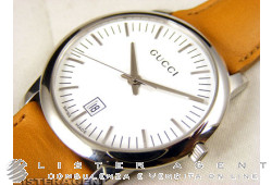GUCCI Mod. 5600M watch Only time Ref. 15600. NEW!