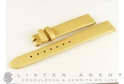 JAEGER-LeCOULTRE strap in black leather lug MM 13,00. NEW!