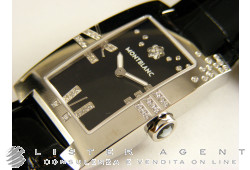 MONTBLANC Profile lady Elegance mother of pearl and diamonds Ref. 101558. NEW!