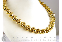 POMELLATO necklace in 18Kt yellow and white gold Ref. CB9308M03. NEW!