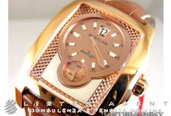 BREITLING for Bentley Flying B in 18Kt rose gold AUT Ref. R2862C2A634756P. NEW!