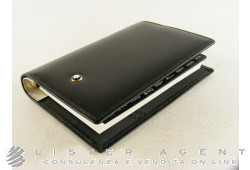 MONTBLANC pocket-book in leather Ref. 30653. NEW!