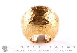 POMELLATO bague Dune en or rose 18Kt Taille 15 Ref. AA70707. NEUF!