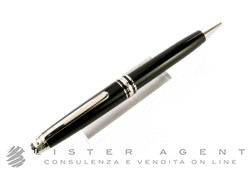 MONTBLANC penna a sfera Meisterstück Unicef Resin Classique in resina nera Ref. 116077. NUOVA!