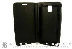 MONTBLANC porta Tablet SM II Samsung Note 3 coll. Meisterstuck Soft Grain in pelle nera Ref. 111239. NUOVO!