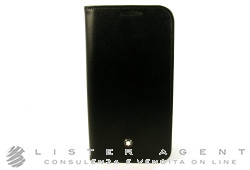 MONTBLANC porta SmartPhone Samsung Galaxy S4 coll. Meisterstuck Classic in pelle nera Ref. 111244. NUOVO!