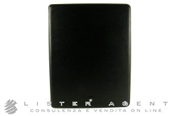 MONTBLANC porta Tablet iPad I (APP3) per iPad 3 e 4 coll. Meisterstuck Classic in pelle nera Ref. 111242. NUOVO!