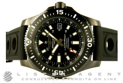 BREITLING Superocean 44MM Special Black in acciaio Pvd Nero AUT Ref. M1739313/BE92/227S. NUOVO!