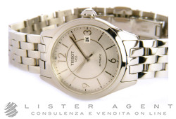 TISSOT T-One Automatic Small lady in acciaio Argenté AUT Ref. T0380071103700. NUOVO!