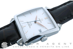 OMEGA DeVille Co-Axial Chronometer Limited Edition Autmatico in acciaio Argentè AUT Ref. 78063000. NUOVO!