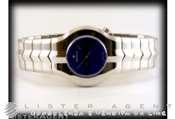 TAG HEUER Alter Ego Lady in acciaio Blu Ref. WP1313.BA0751. NUOVO!