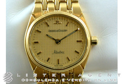 JAEGER-LeCOULTRE lady Albatros oro 18Kt. NUOVO!