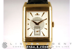 JAEGER-LE COULTRE Reverso Art Déco in oro rosso 18Kt Car. Man. Ref. 270.240.623. NUOVO!