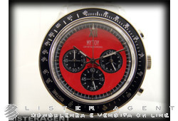 BIG TIME MyToy chrono N.2 rosso. NUOVO!